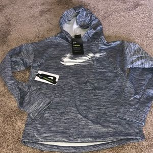 Nike boys therma GFX pullover hoodie
